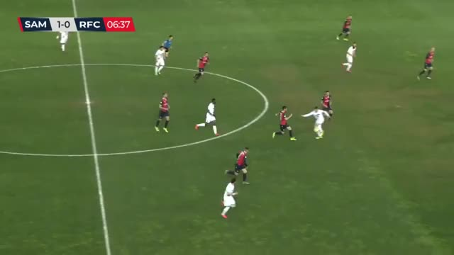 Watch and share Sampdoria GIFs and Soccer GIFs by apakakov on Gfycat