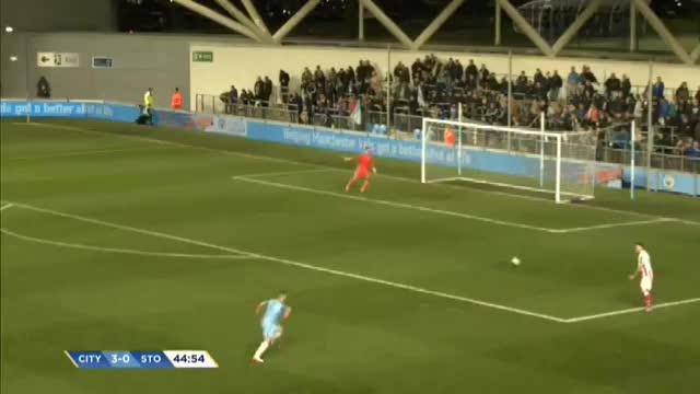 MCFC, FA Youth Cup City-Stoke 3-0 GIFs