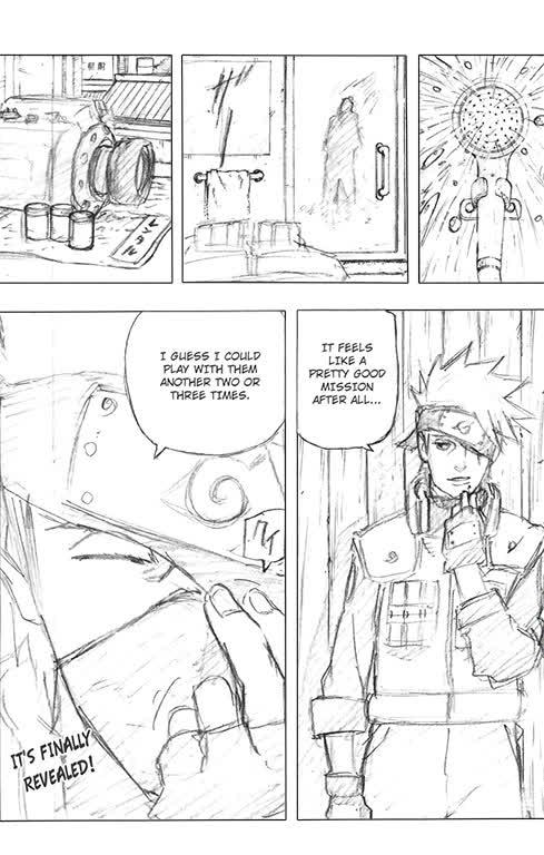 irishsaltytuna, naruto, Megathread for Anime-Manga Comparison Gifs (reddit) GIFs