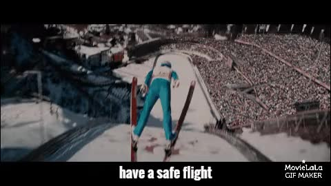 Watch and share Skijumping GIFs and Movies GIFs by biographymovies on Gfycat