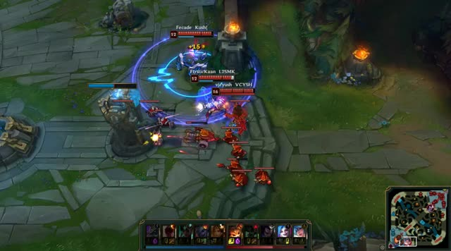 Watch and share League Of Legends GIFs and Gnar GIFs by vicyush on Gfycat