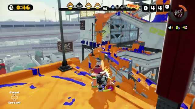 Watch and share Splatoon GIFs by hawk-seow on Gfycat