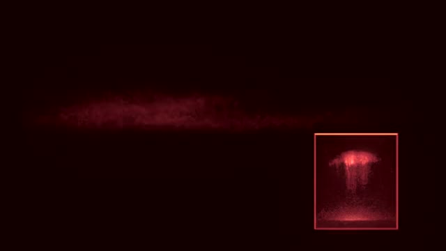 Watch and share Rare Red Sprite Captured In Slow Motion GIFs on Gfycat