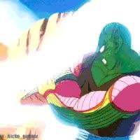 Watch and share Piccolo-Onda-de-Ki GIFs on Gfycat