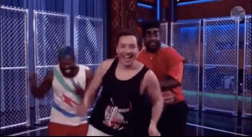 carlton dance, jimmy fallon, Carlton dance GIFs