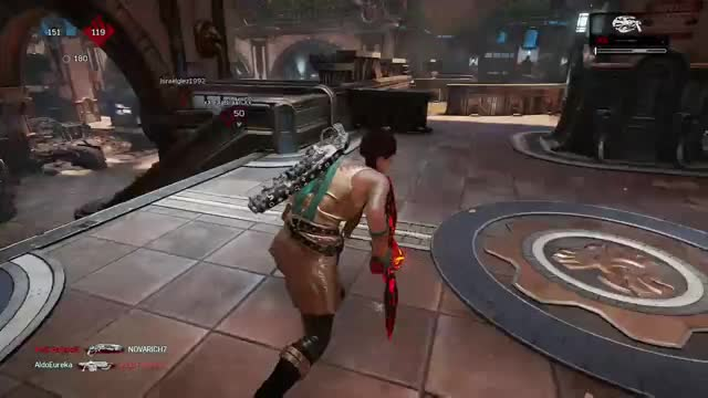 Watch this GIF by Gamer DVR (@xboxdvr) on Gfycat. Discover more GearsofWar4, NathanDrake2002, xbox, xbox dvr, xbox one GIFs on Gfycat
