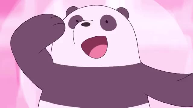 Watch and share We Bare Bears - Yummy Yummy (Soundtrack Version) GIFs on Gfycat