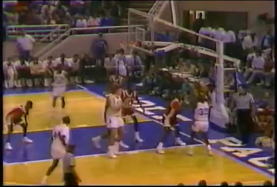 Watch UNLV @ Reno 1991 NCAA Basketball GIF on Gfycat. Discover more related GIFs on Gfycat