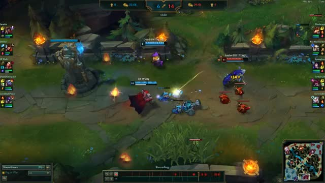 Watch and share 1v2 Xayah GIFs on Gfycat