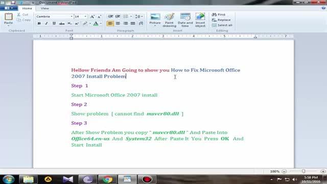 Watch and share @1-888-330-7799 How Do I Fix Microsoft Office 2007 Installation Error? GIFs by pekson scott on Gfycat