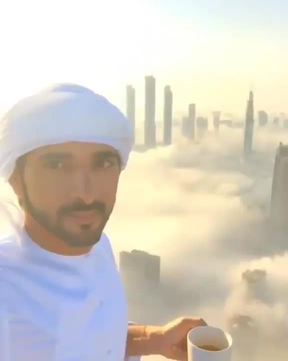 Watch and share Dubai Under Thick Cloud Cover GIFs by tothetenthpower on Gfycat