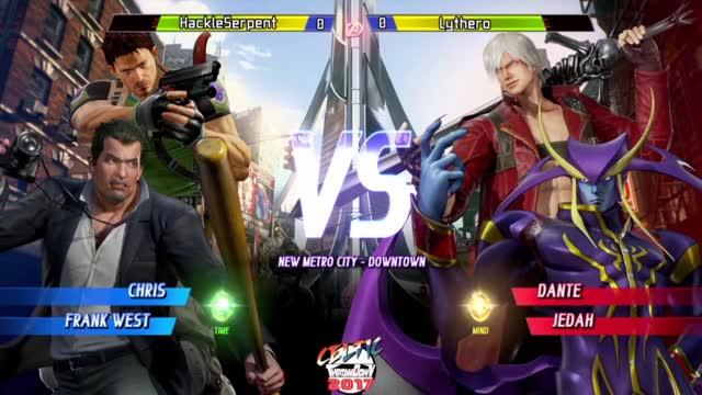 MvCi - World's First Marvel vs Capcom Infinite Tournament (Celtic Throwdown 2017)