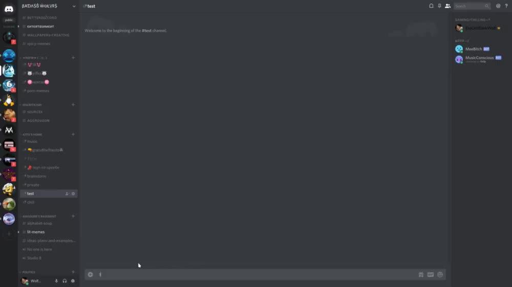 Discord, Linux, BetterAllRight GIFs