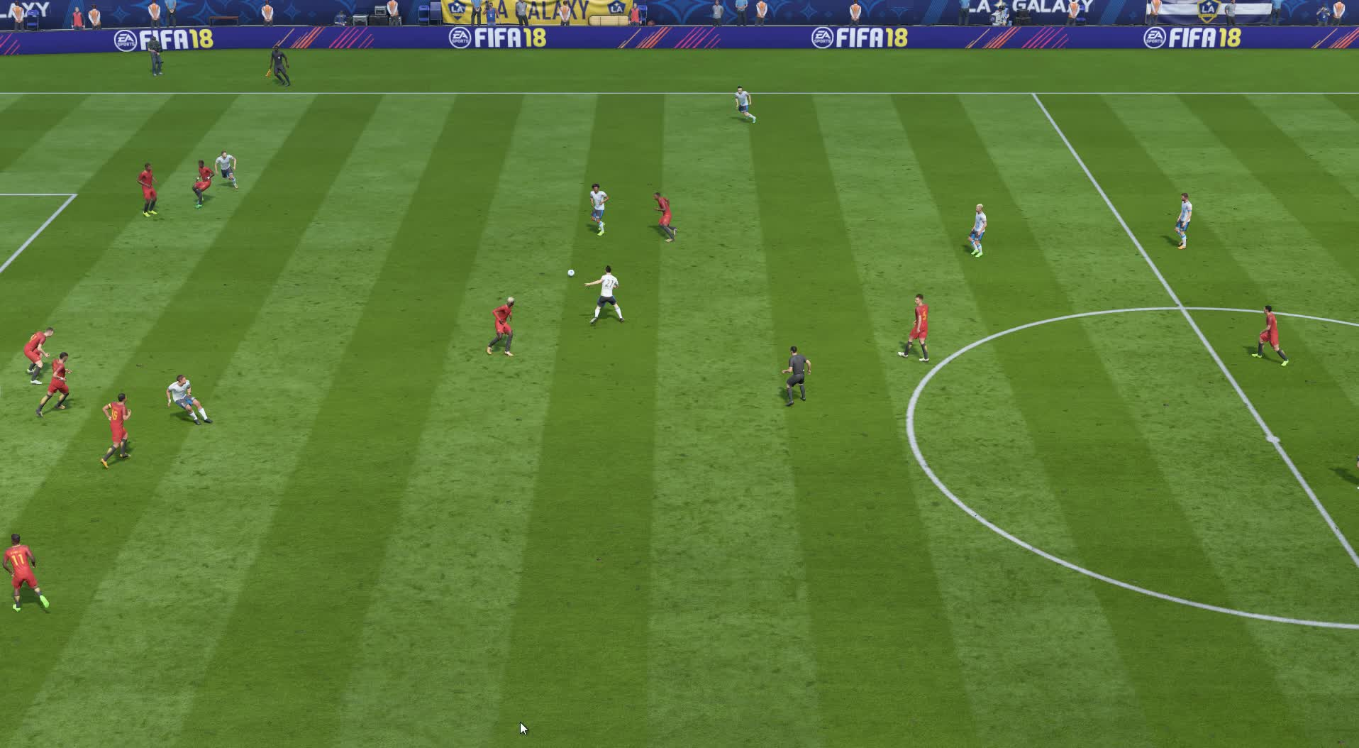 fifa, fifa 18, FIFA 18 FTC Hamsik (Cuadrado) GIFs