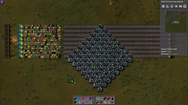 Watch and share Probably The Best Sorting Thing I've Made Factorio GIFs on Gfycat