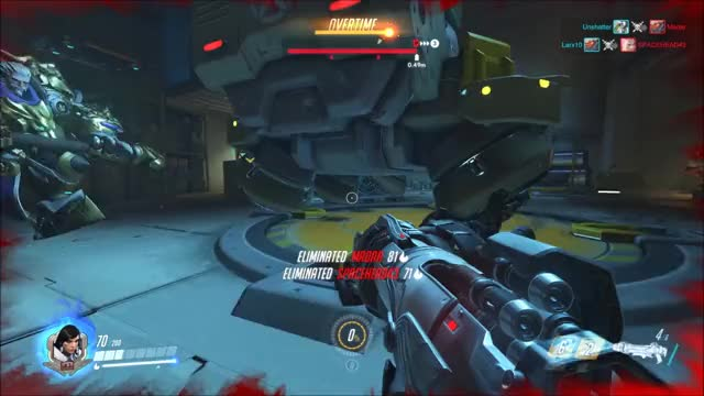 Watch and share Overwatch GIFs and Pharah GIFs by eight-tigers on Gfycat