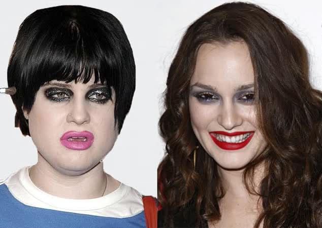 Watch and share Epic Celeb Makeup Fails GIFs on Gfycat