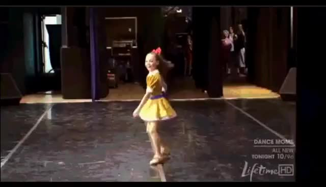 Watch and share Maddie Ziegler GIFs and Dance Moms GIFs on Gfycat