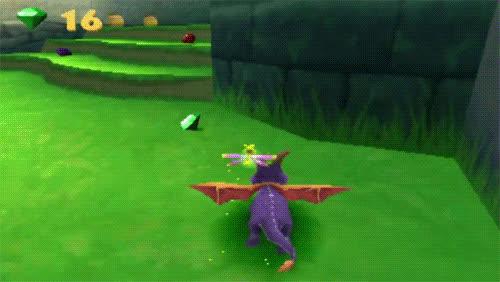 5. Spyro GIFs
