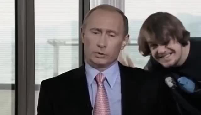 Watch and share Space Frogs GIFs and Putin GIFs on Gfycat