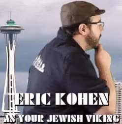 Watch and share Geeks Who Drink Jewish Viking GIFs by Brendan Weitzman on Gfycat
