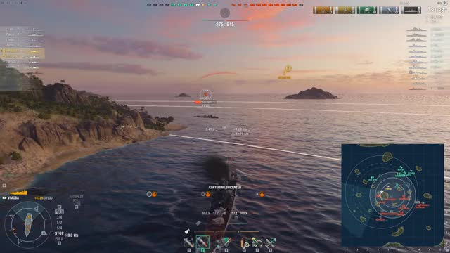 Watch vlc-record-2018-12-28-11h45m22s-World of Warships 2018.12.28 - 11.44.09.02.DVR.mp4- GIF on Gfycat. Discover more worldofwarships GIFs on Gfycat