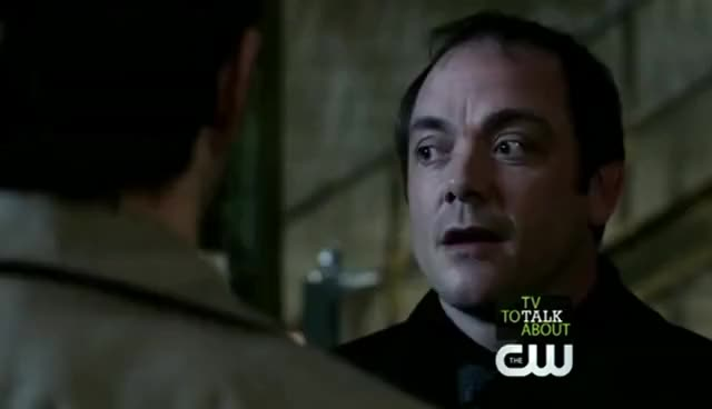 Watch Flee or die GIF on Gfycat. Discover more crowley, supernatural GIFs on Gfycat