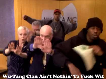 Woman Gets Accused Of Sleeping With Entire Wu Tang Clan On 'Divorce Court' : nottheonion GIFs