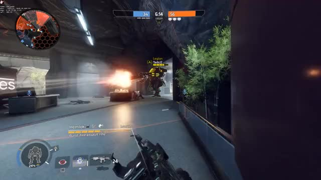 Watch Smart Core GIF on Gfycat. Discover more legion, titanfall, titanfall 2 GIFs on Gfycat