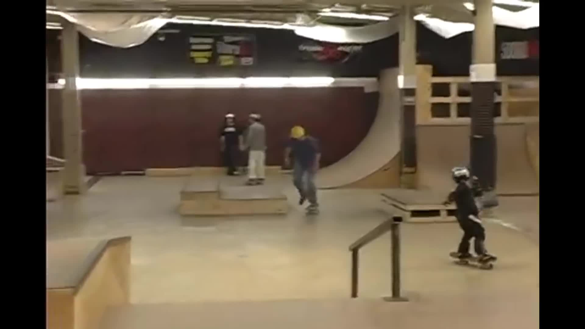 SKATEBOARDING BROKEN BONE GIFs