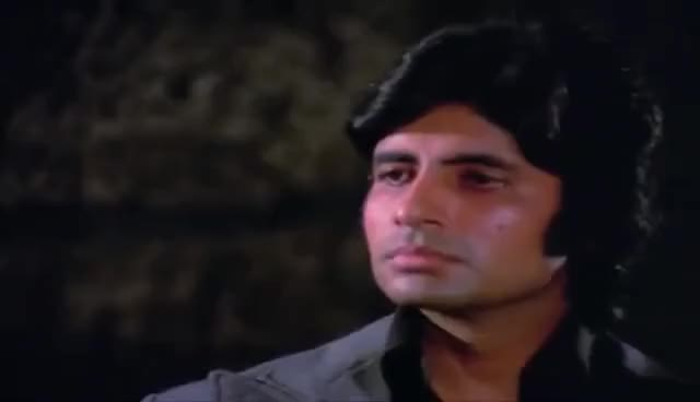 Watch and share Deewar 1975 Aaj Mere Paas Paisa Hai, Bangla Hai Dialogue 1080p GIFs on Gfycat