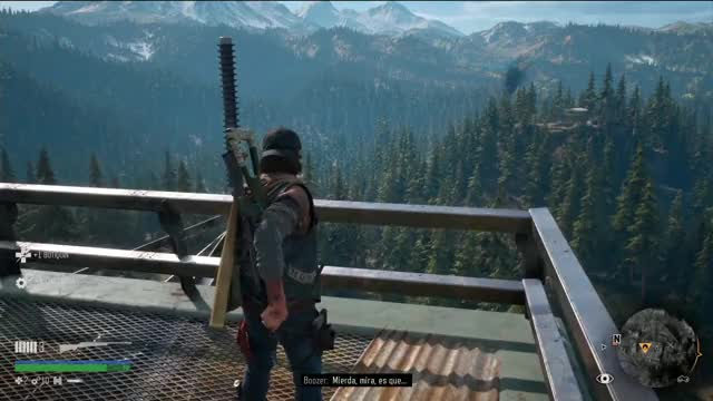 Watch and share Days Gone GIFs by otofon on Gfycat