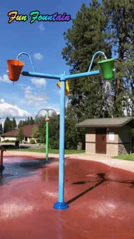 Watch and share Fountain GIFs by Anne on Gfycat
