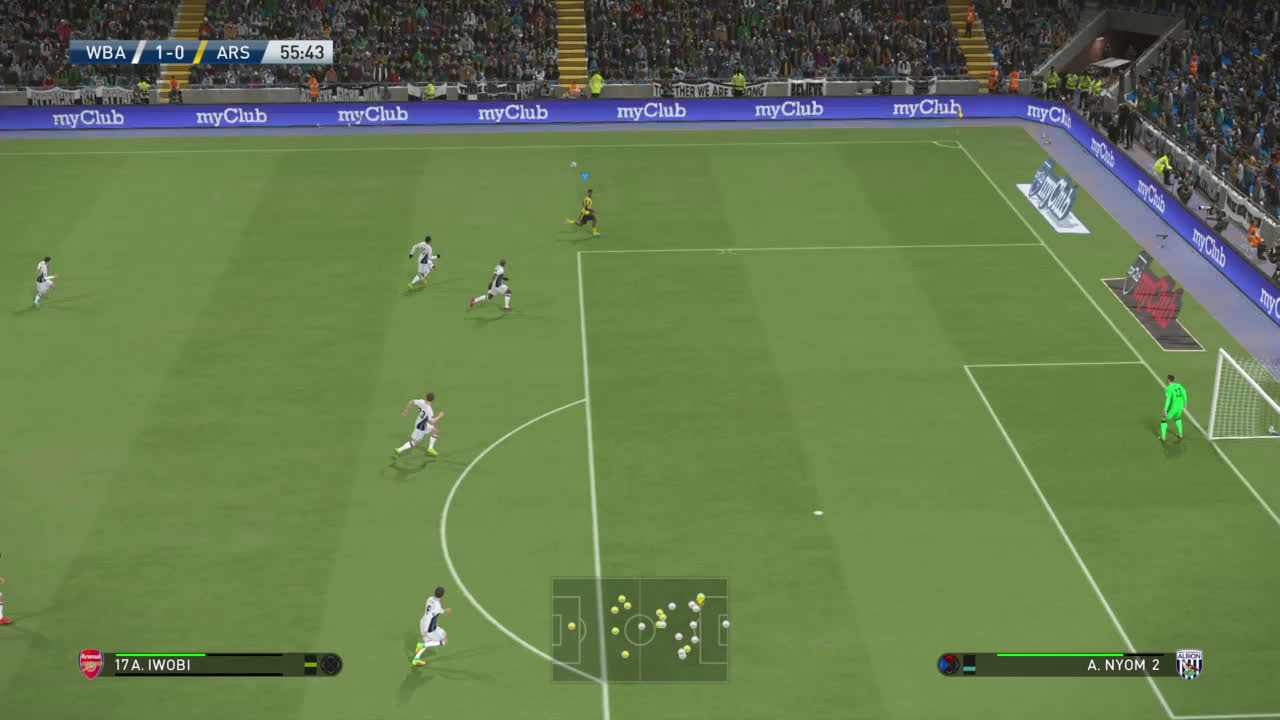 WEPES, wepes, PES 2017-1 in a Million GIFs