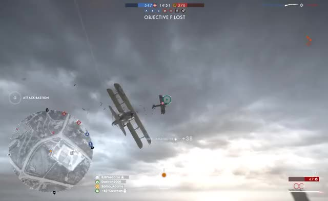 Watch You ruined my dogfight, well then! GIF by @samo_adams on Gfycat. Discover more battlefield, battlefield_one, bf1 GIFs on Gfycat