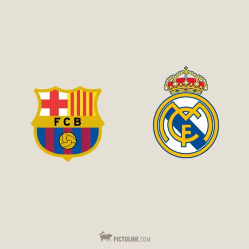Watch and share Real Madrid – Barcelona, Resumido GIFs on Gfycat