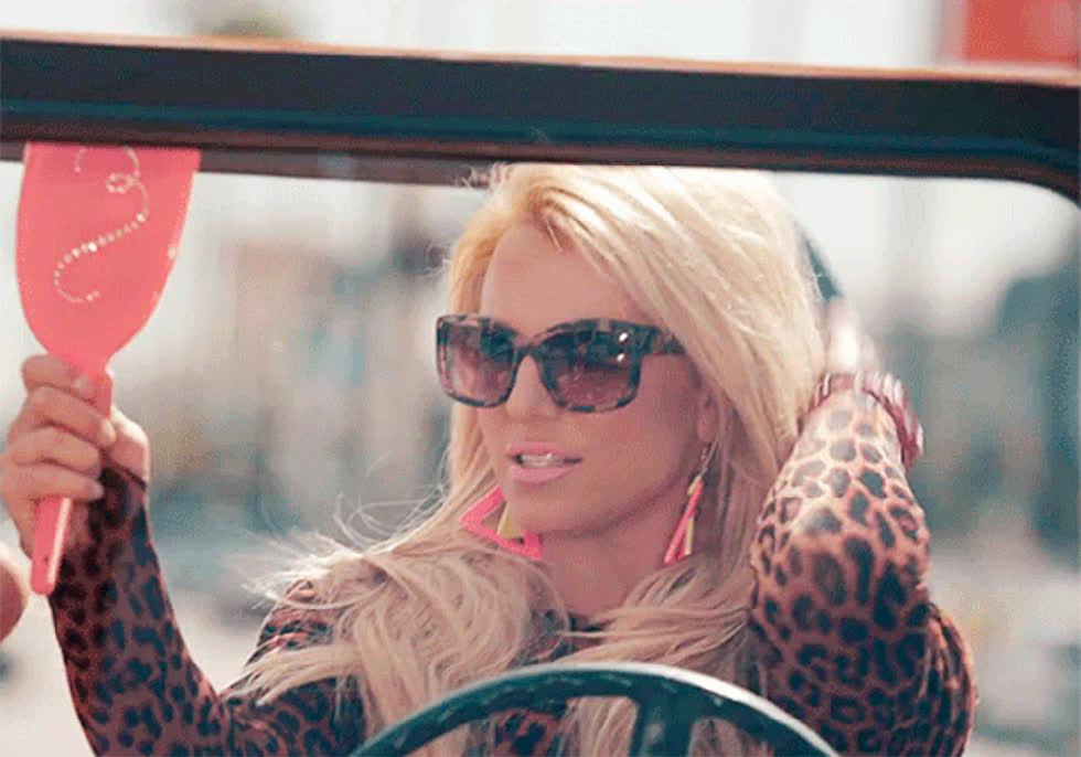 britney spears, celebs, Music - Britney Spears   Tags: Britney Spears pop music GIFs