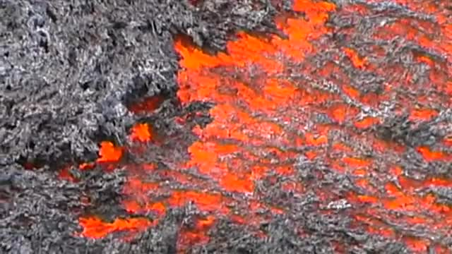 Watch Insane Man Runs Up Molten Glowing Lava Flow GIF on Gfycat. Discover more InterestingGifs, interestinggifs GIFs on Gfycat