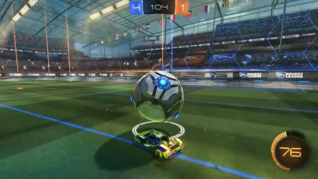 Watch Goal 6: Hatsune Miku GIF by Gif Your Game (@gifyourgame) on Gfycat. Discover more Gif Your Game, GifYourGame, Goal, Hatsune Miku, Rocket League, RocketLeague GIFs on Gfycat