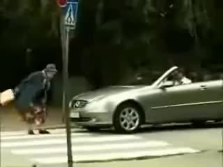 Watch airbag GIF on Gfycat. Discover more air bag, car, old lady, yuppy GIFs on Gfycat