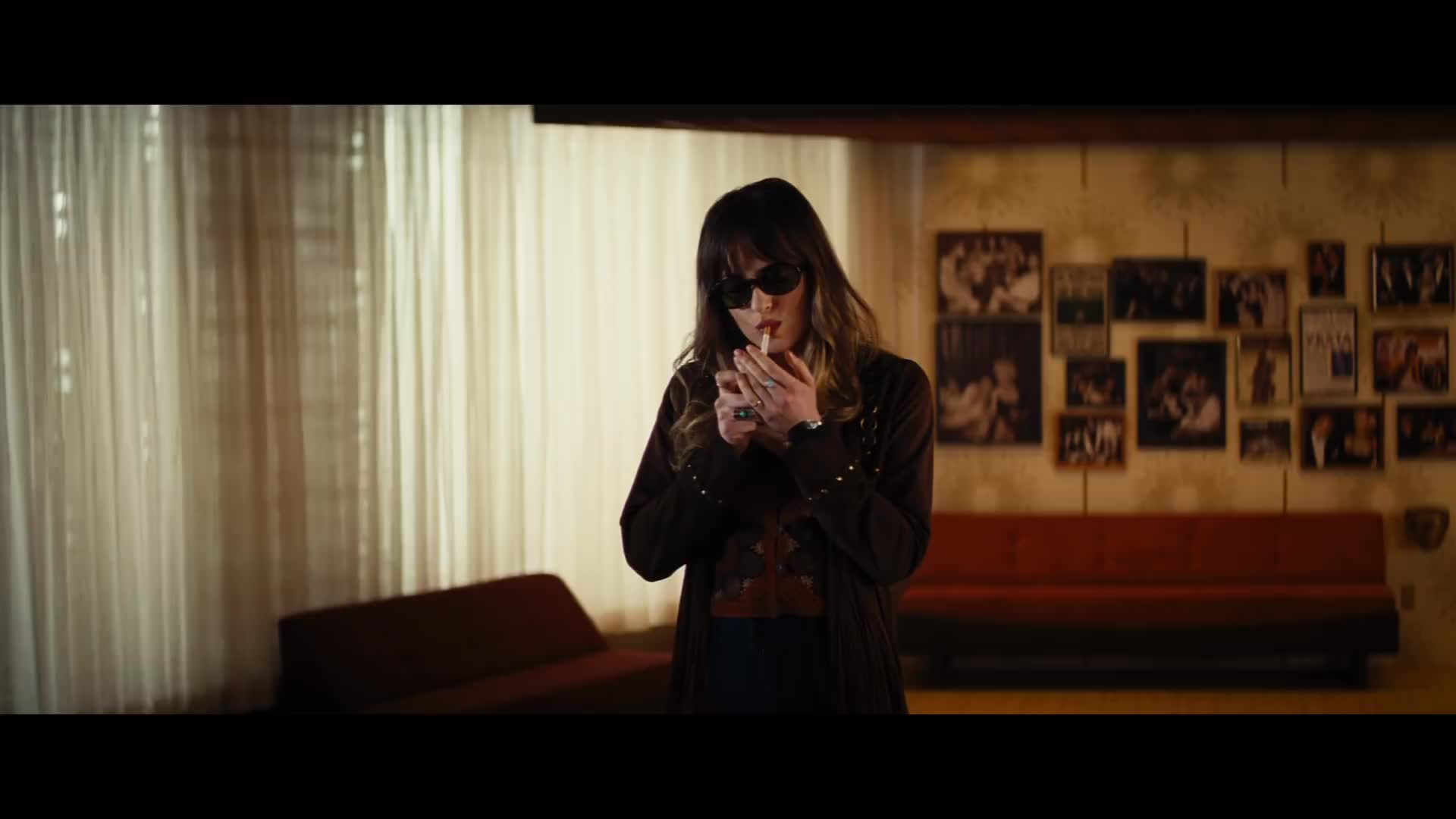 Taking A Smoke Break Gif By Bad Times At The El Royale Gfycat