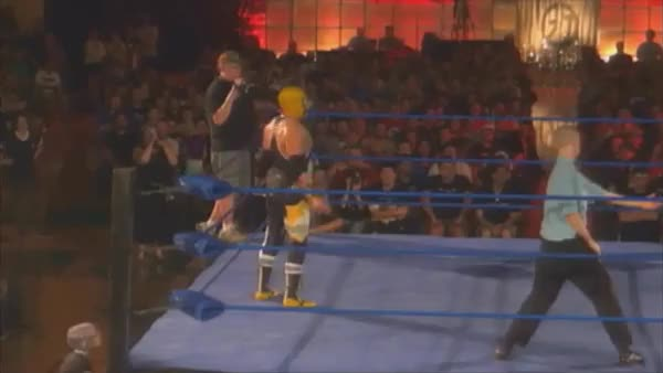 Watch Jervis Cottonbelly Insane dive to the floor! (reddit) GIF by @thysmithy on Gfycat. Discover more SquaredCircle, squaredcircle GIFs on Gfycat