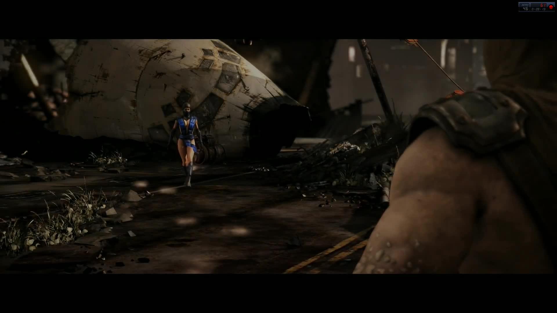 Mortal Kombat Xl Female Ninja Mileena Kitana Jade Tanya Skarlet Pc