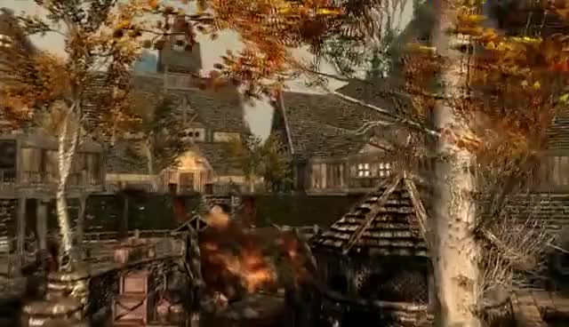 Watch this trending GIF on Gfycat. Discover more Elder Scrolls, Skyrim GIFs on Gfycat