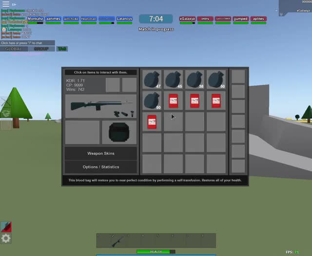 Watch and share Roblox 2019-08-22 01-44-10 GIFs by xGala on Gfycat