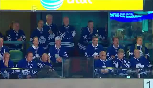 Watch and share Leafs Dads GIFs on Gfycat