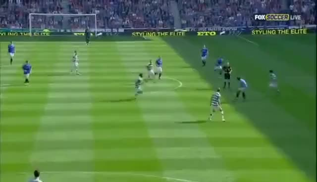 Watch and share Sone Aluko's Goal Against Celtic GIFs on Gfycat