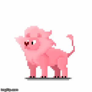 Watch (( Is a Lion. Also, this is my first official post on here.  GIF on Gfycat. Discover more I don't have anything else to say woooo, gif, kitty, lion, meow, mod Linker, pixel art, rawr, roar, sprite, steven universe GIFs on Gfycat