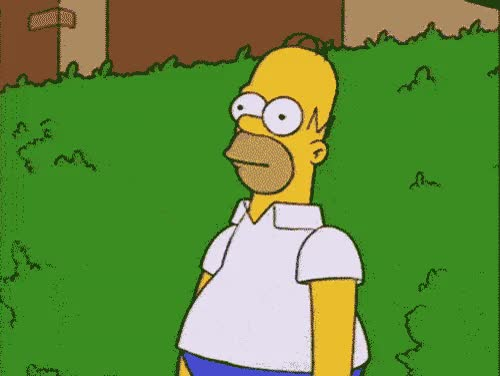Watch homer bush GIF on Gfycat. Discover more related GIFs on Gfycat