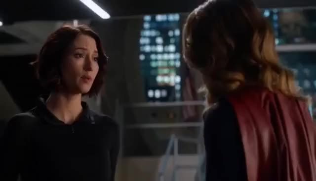 Watch Supergirl 2x11 Alex & Kara Scenes #1 GIF on Gfycat. Discover more related GIFs on Gfycat